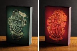 Luminart case di Hogwarts