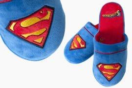 Pantofole di Superman