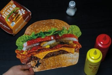 Hamburger dottorgadget