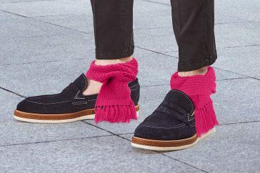 Sciarpe da caviglia