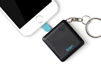 Batteria portatile portachiavi