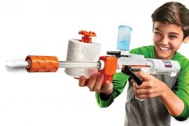 Blaster spara carta igienica