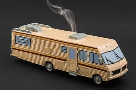 Camper di Breaking Bad per incensi