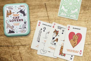 Carte da gioco Cat Lovers