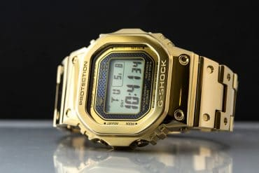 Casio G-Shock d'oro