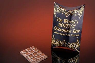 Cioccolato più piccante del mondo