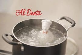 Timer per pasta Al Dente