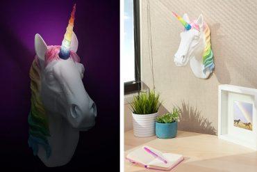 Lampada da parete Unicorno