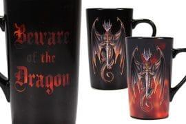 Latte mug Drago