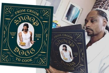 Libro di cucina di Snoop Dog