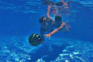 Pallone anguria subacqueo