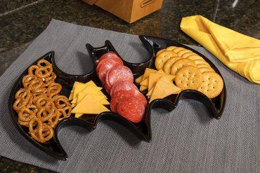 Piatto da aperitivo di Batman