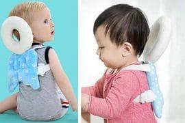 Proteggi testa per bambini