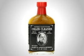 Salsa piccante Colon Cleaner
