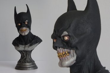 Busto Batman Zombie