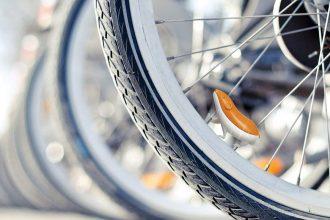 Criceto catarifrangente per biciclette