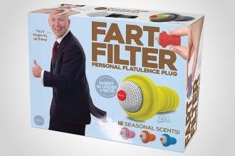 Filtro per flatulenze