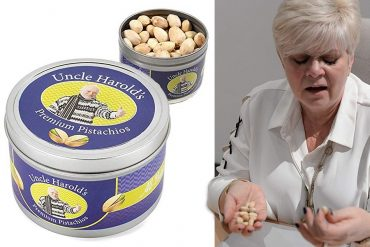 I pistacchi di zio Harold