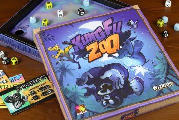 Recensione Kung Fu Zoo
