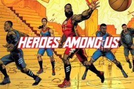 Scarpe Adidas Avengers