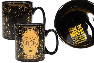Tazza termosensibile C-3PO