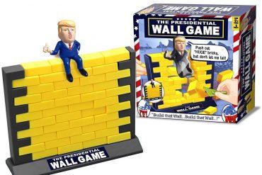Il gioco del Muro di Trump