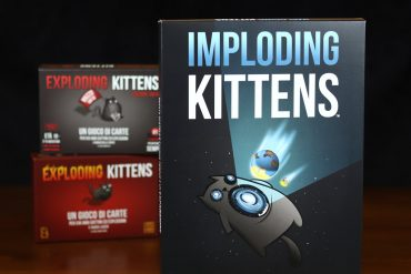 Recensione Imploding Kittens