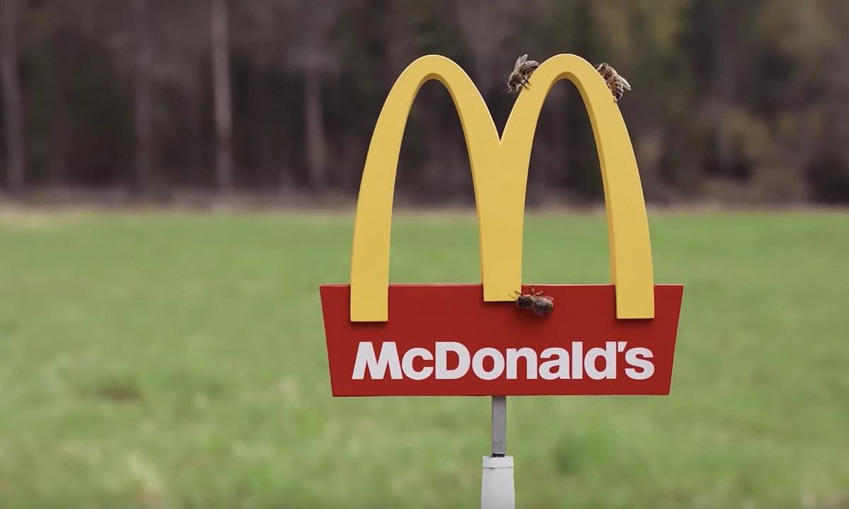 McDonald's con api
