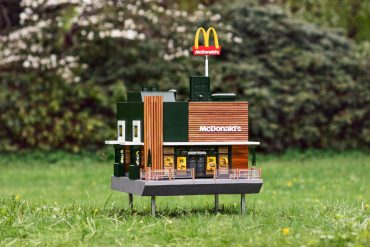 McDonald's per api