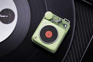 Giradischi speaker Bluetooth