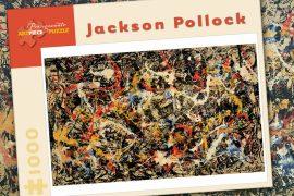 Puzzle di Jackson Pollock