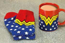 Set da regalo Wonder Woman