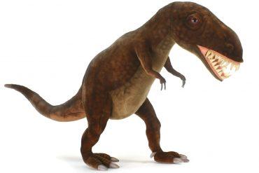 Travis, il T-Rex musone
