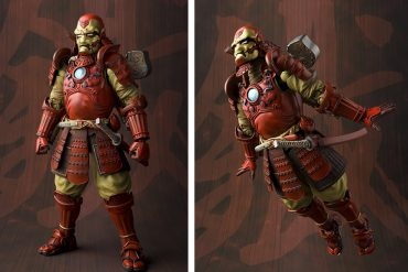 Iron Man Samurai