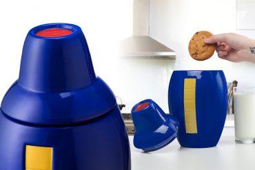 Biscottiera di Mega Man