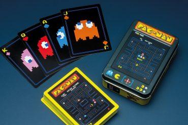 Carte da gioco Pac-Man