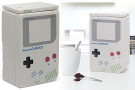 Contenitore per alimenti Game Boy