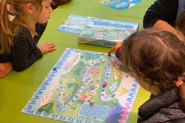 Giochi da tavolo educativi di Adventerra Games
