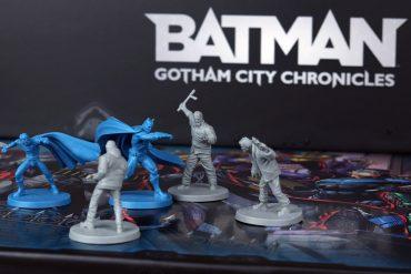 Recensione Batman Gotham City Chronicles