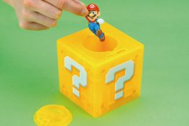 Money Maze Super Mario
