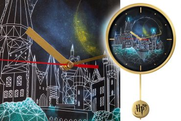Orologio con pendolo Harry Potter