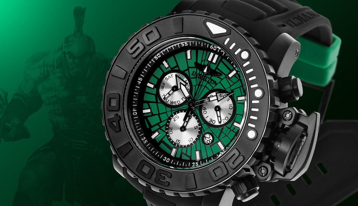 Orologio Invicta Hulk