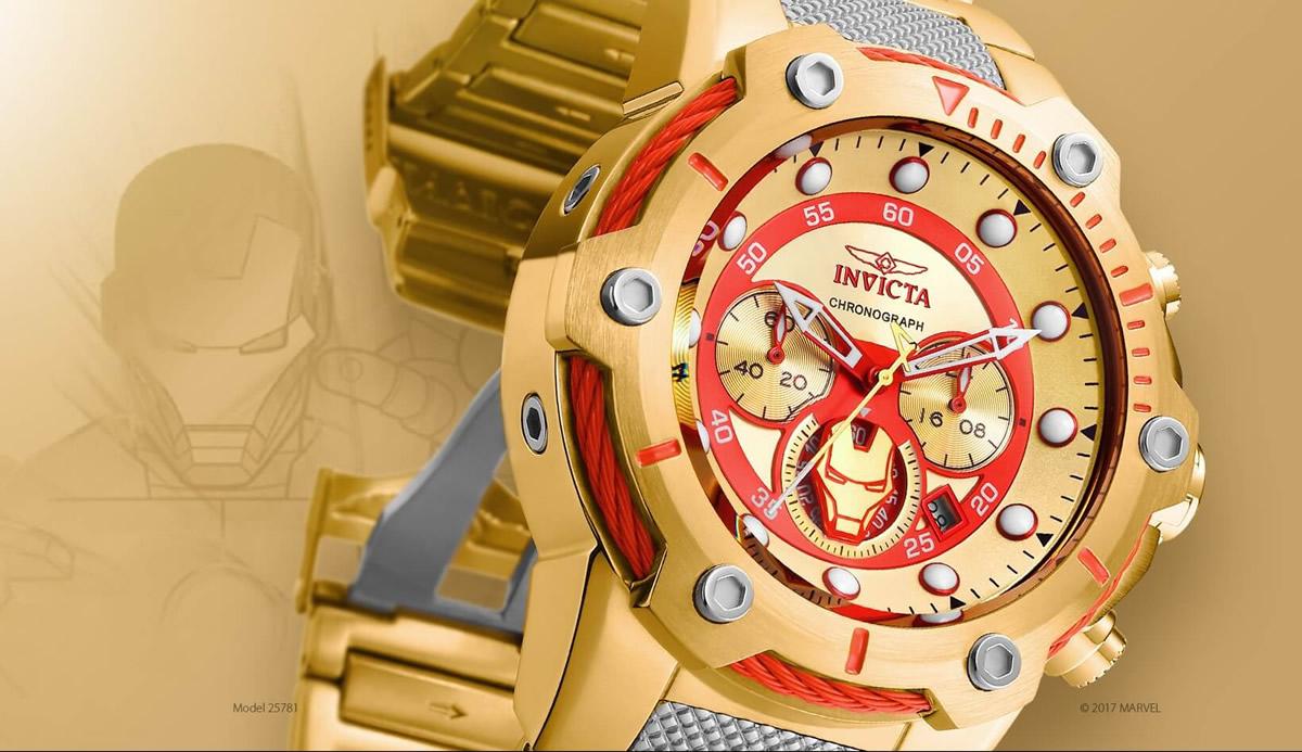 Orologio Invicta Iron-Man