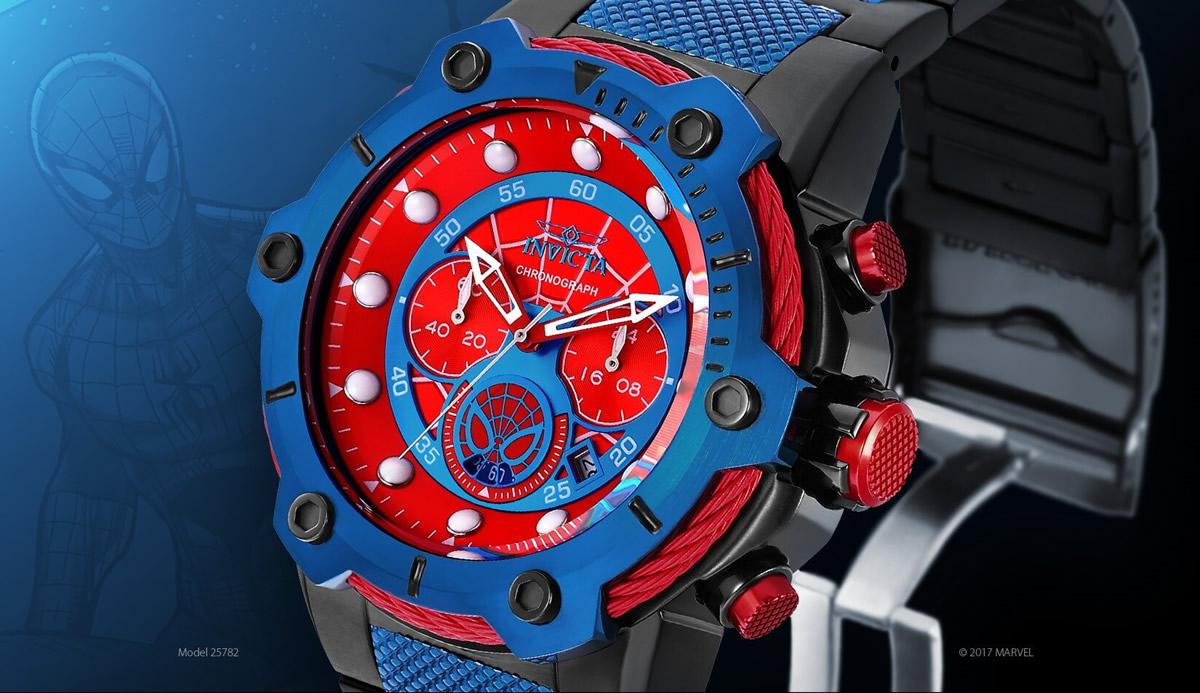 Orologio Invicta Spider Man