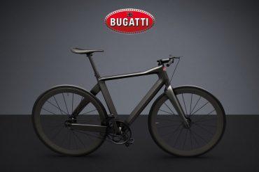 Bicicletta Bugatti