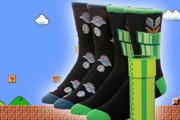 Set di calze di Super Mario