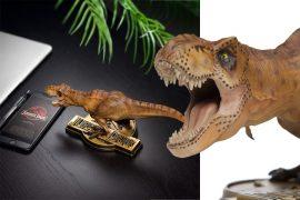 Statuetta T-Rex di Jurassic Park