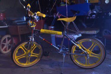 Bici BMX di Stranger Things