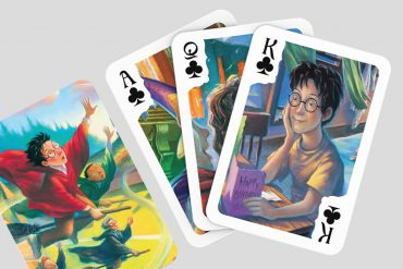 Carte illustrate di Harry Potter