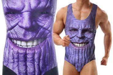 Costume intero di Thanos